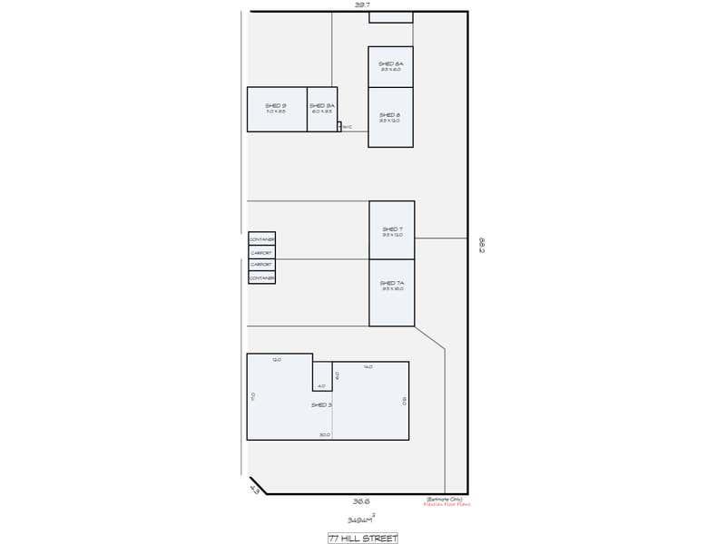 71 & 77 Hill Street Port Elliot SA 5212 - Floor Plan 1