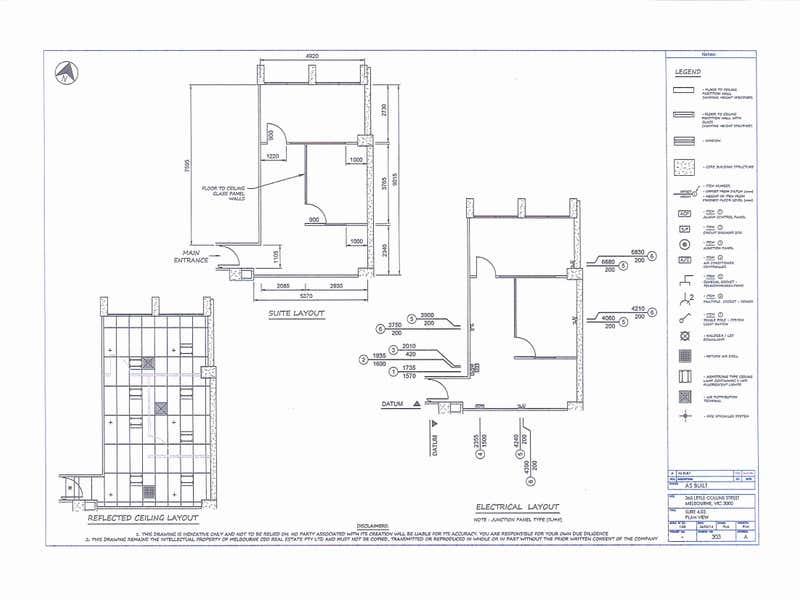 26/365 Little Collins Street Melbourne VIC 3000 - Floor Plan 1
