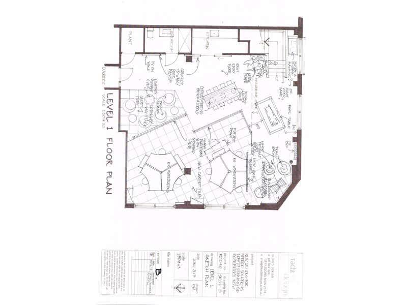 1.05, 77 Dunning Ave Rosebery NSW 2018 - Floor Plan 2
