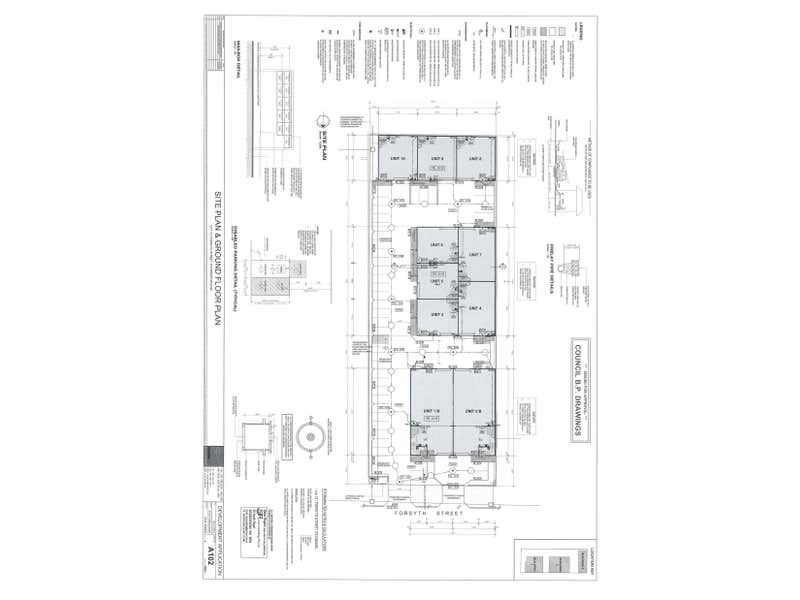 Unit 5, 51 Forsyth Street O'Connor WA 6163 - Floor Plan 1
