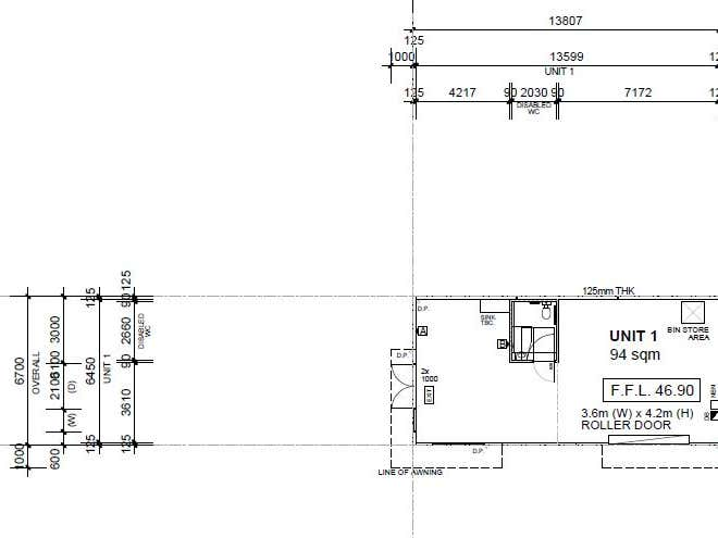 1/19 Supreme Loop Wangara WA 6065 - Floor Plan 1