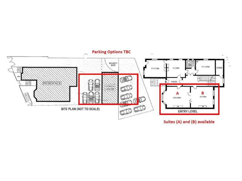594 Crown Street Surry Hills NSW 2010 - Floor Plan 1
