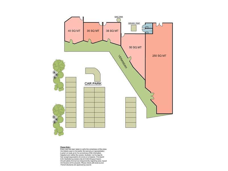 Shop 5, 186 Swanport Road Murray Bridge SA 5253 - Floor Plan 1