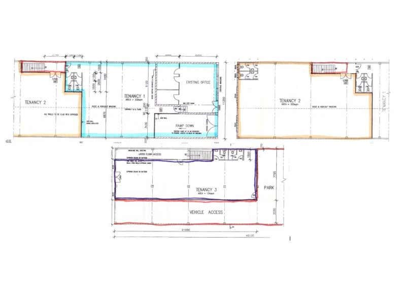 243 & 241 Lutwyche Road Windsor QLD 4030 - Floor Plan 2