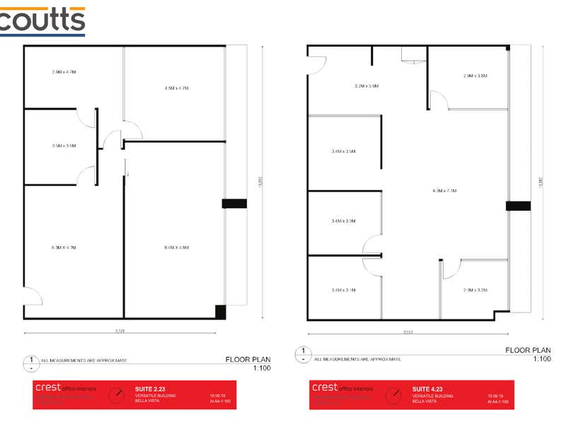 2.23 & 4.23, 29-31 Lexington Drive Bella Vista NSW 2153 - Floor Plan 1