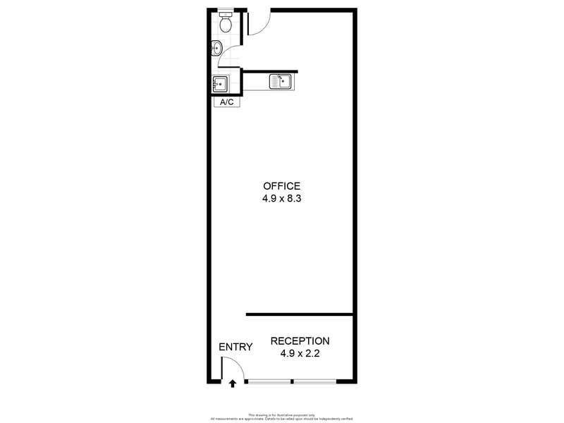 7/152 Melbourne Street North Adelaide SA 5006 - Floor Plan 1