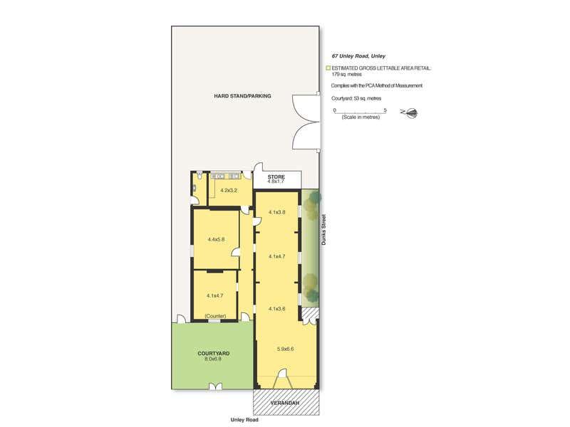 67 Unley Road Parkside SA 5063 - Floor Plan 1