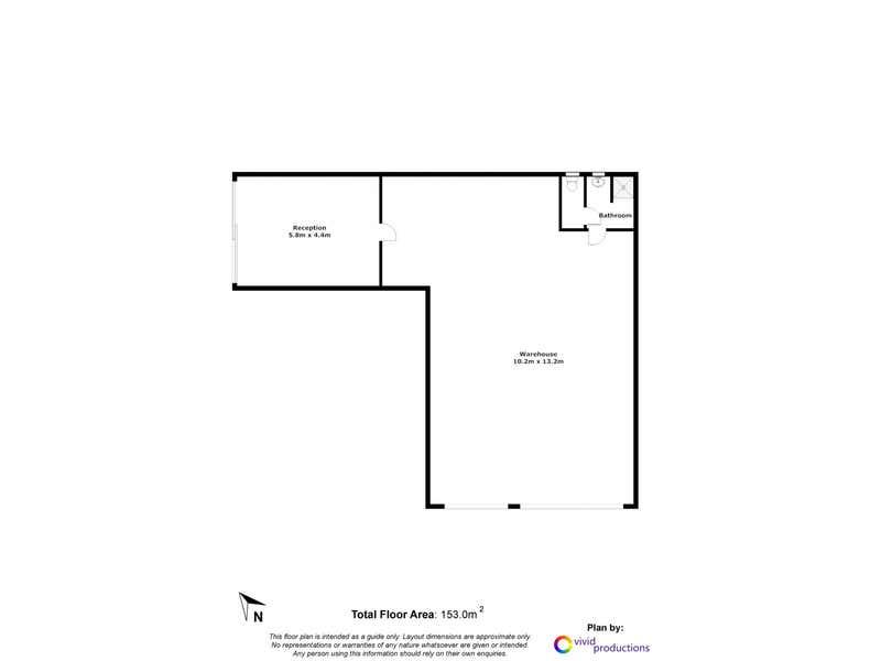 1 B, 37 Lawrence Drive Nerang QLD 4211 - Floor Plan 1