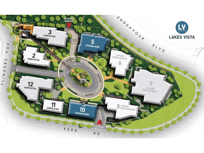 Lakes Vista, 2 Flinders Parade North Lakes QLD 4509 - Floor Plan 1