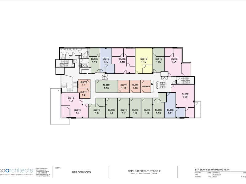 1.14, 1 Westlink Court, Darra, 1.14, 1 Westlink Court Darra QLD 4076 - Floor Plan 1