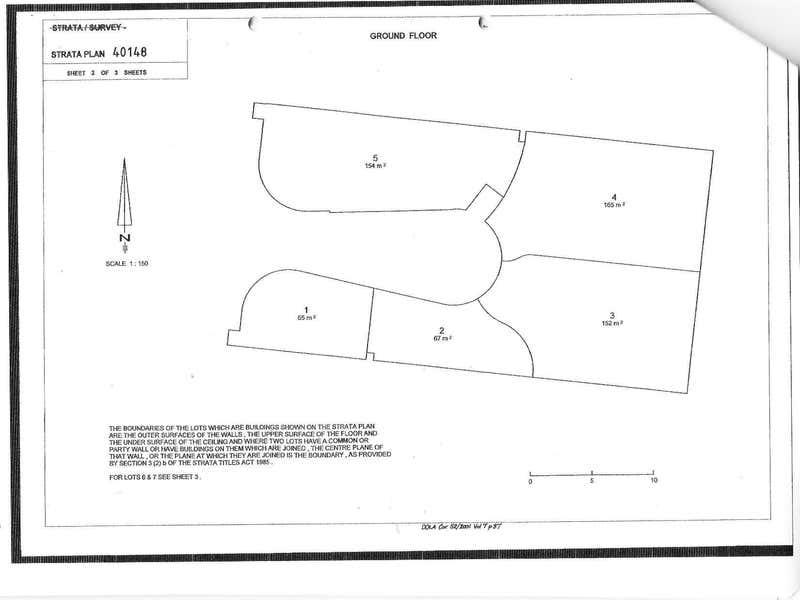 3/103 Bussell Highway Margaret River WA 6285 - Floor Plan 1