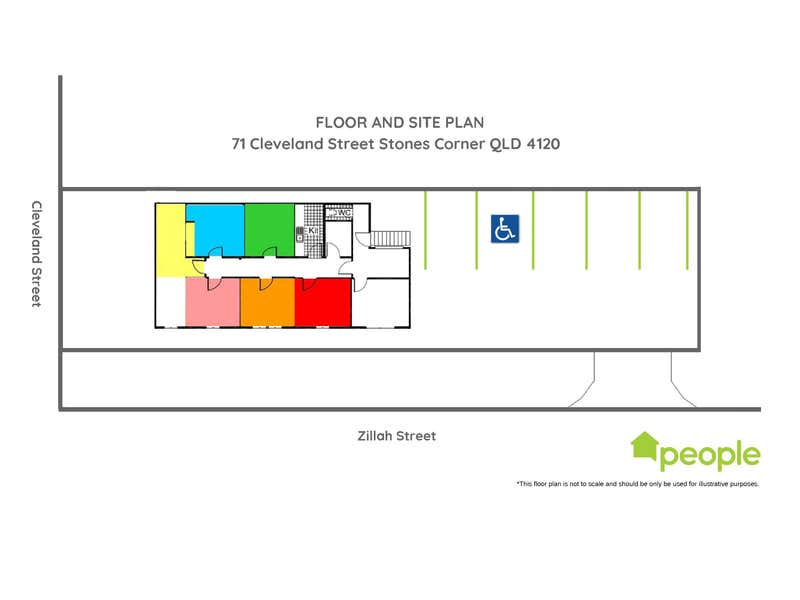 71 Cleveland Street Stones Corner QLD 4120 - Floor Plan 1