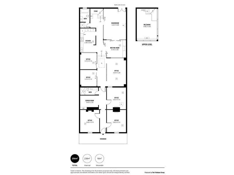 121 Sturt Street Adelaide SA 5000 - Floor Plan 1