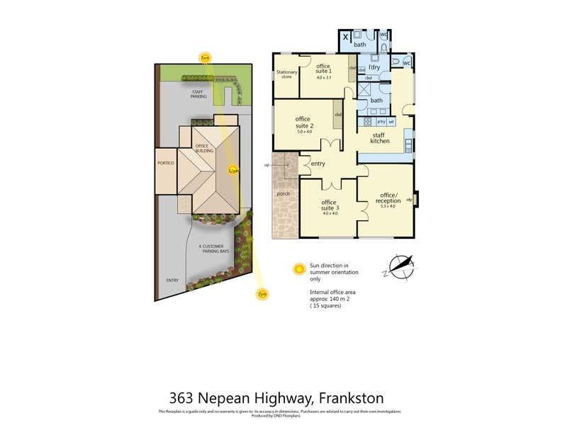363 Nepean Highway Frankston VIC 3199 - Floor Plan 1