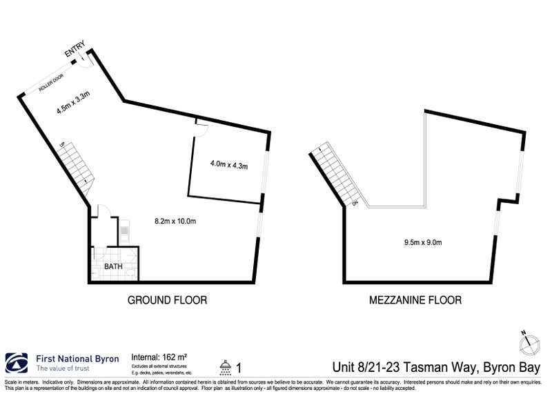 8/21-23 Tasman Way Byron Bay NSW 2481 - Floor Plan 1