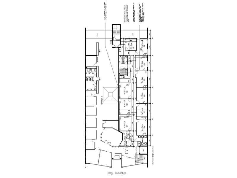 Balwyn Medical Hub, 55 Whitehorse Road Balwyn VIC 3103 - Floor Plan 2