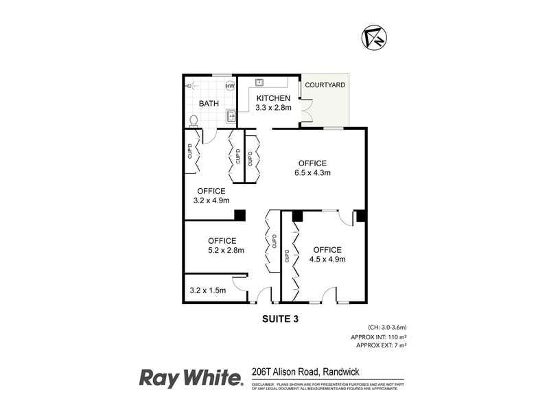 Randwick NSW 2031 - Floor Plan 1