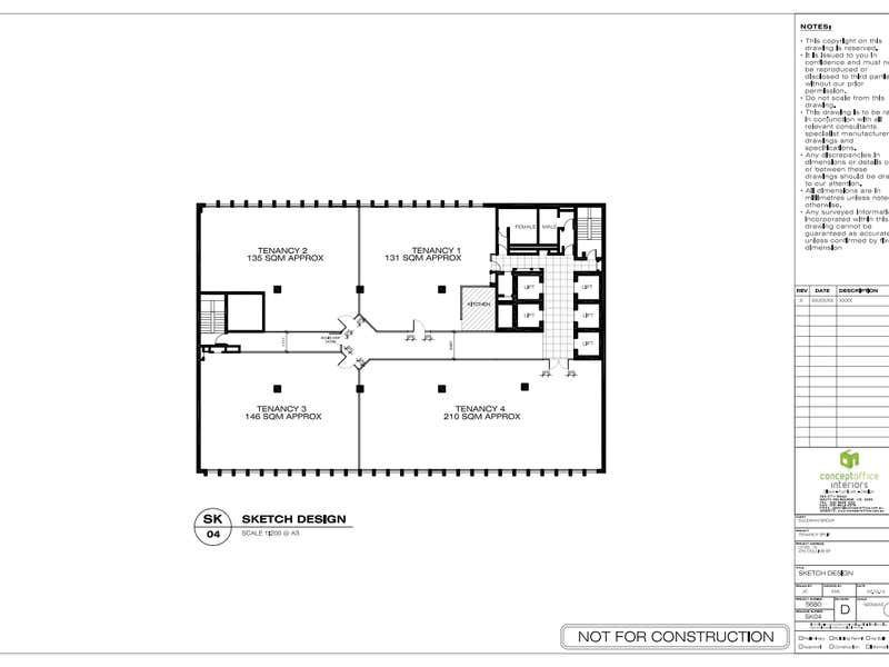 470 Collins Street Melbourne VIC 3000 - Floor Plan 2