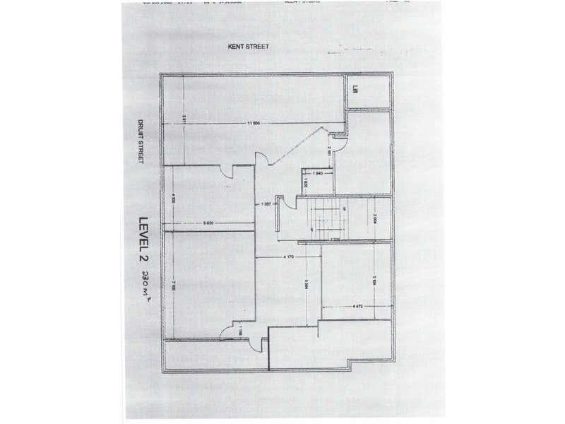 60 Druitt St Sydney NSW 2000 - Floor Plan 2