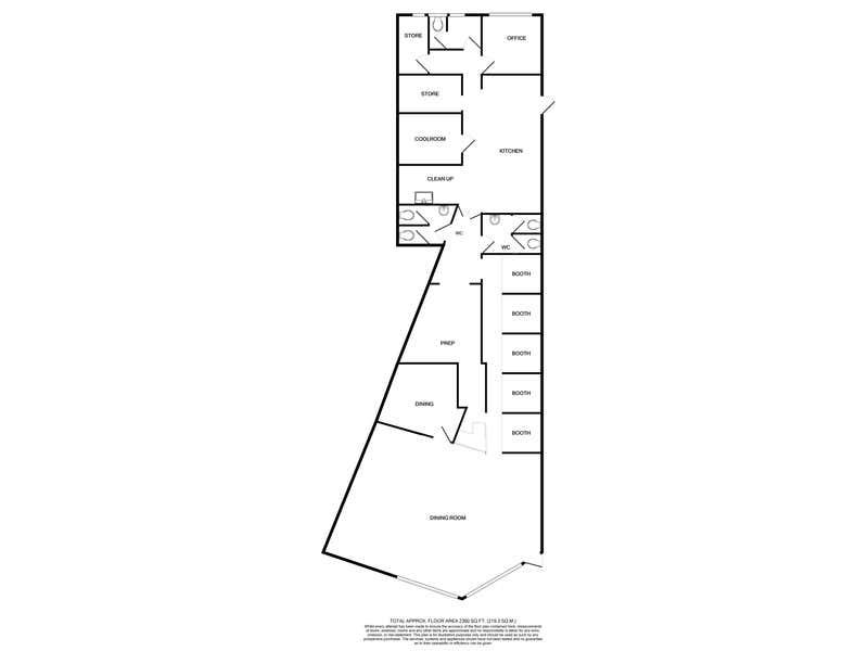 382 Burwood Highway Wantirna South VIC 3152 - Floor Plan 1