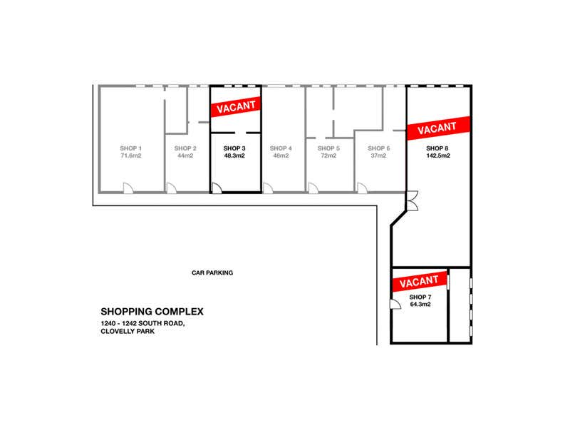 7/1240-1242 South Road Clovelly Park SA 5042 - Floor Plan 1