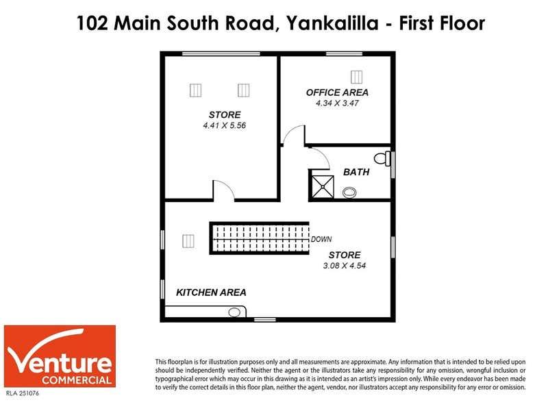 102 Main South Road Yankalilla SA 5203 - Floor Plan 2