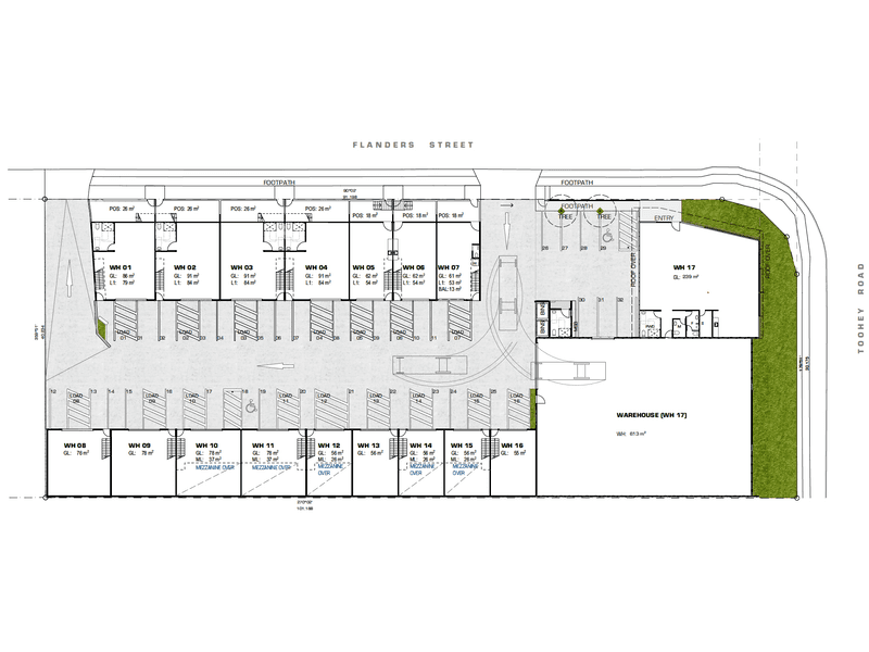 The Workstores Salisbury, 605  Toohey rd Salisbury QLD 4107 - Floor Plan 1