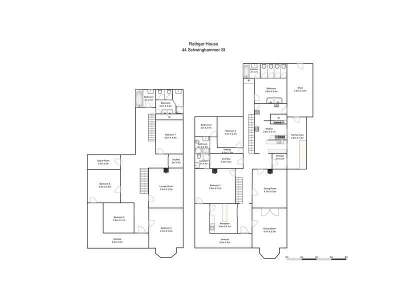 44 Schwinghammer Street South Grafton NSW 2460 - Floor Plan 1