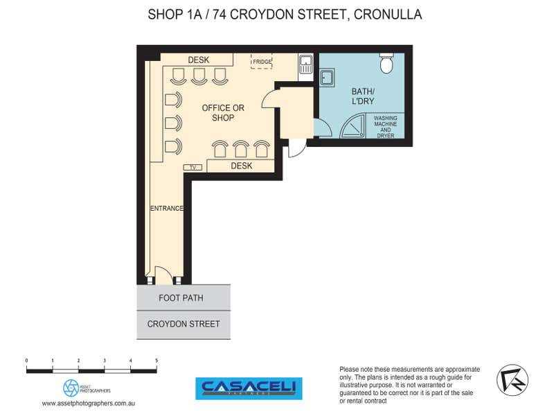 ELEMENT, 1/74 Croydon Street Cronulla NSW 2230 - Floor Plan 2