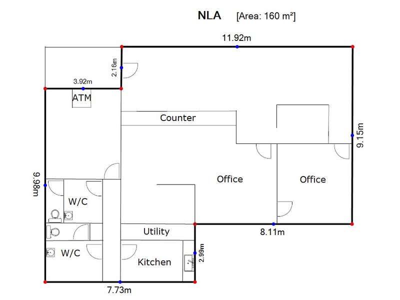 14 Jerilderie St (Newell Hwy) Jerilderie NSW 2716 - Floor Plan 1