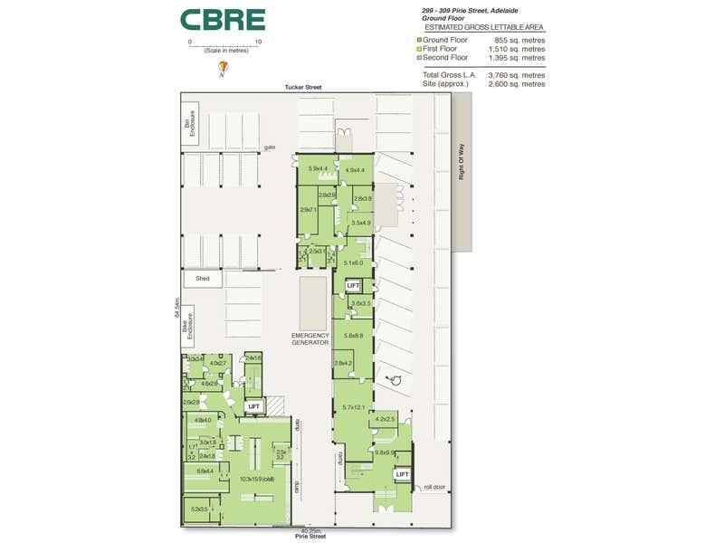 299-309 Pirie Street Adelaide SA 5000 - Floor Plan 2
