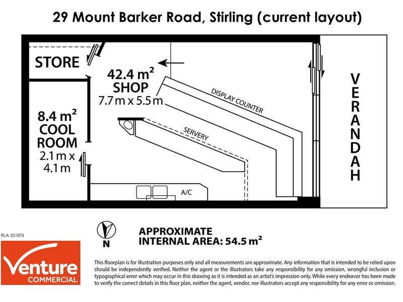 1/29 Mount Barker Road Stirling SA 5152 - Floor Plan 2
