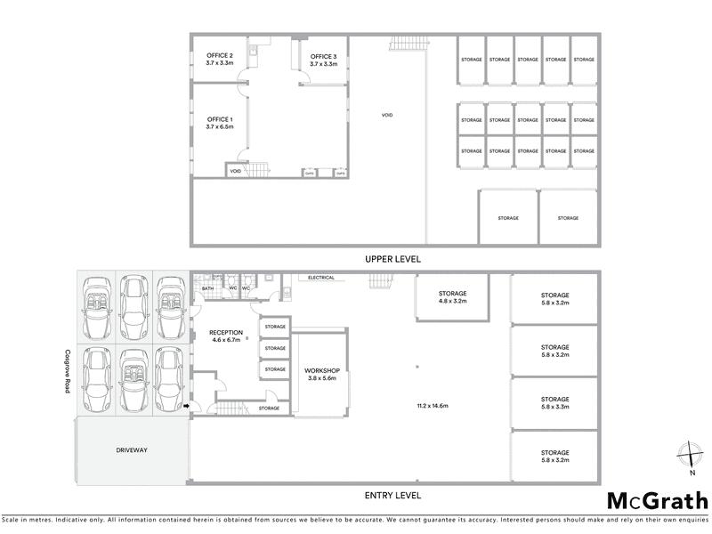 3 Cosgrove Road Strathfield South NSW 2136 - Floor Plan 1