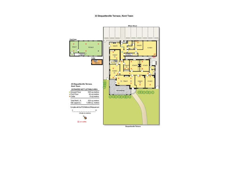 33 Dequetteville Terrace Kent Town SA 5067 - Floor Plan 1