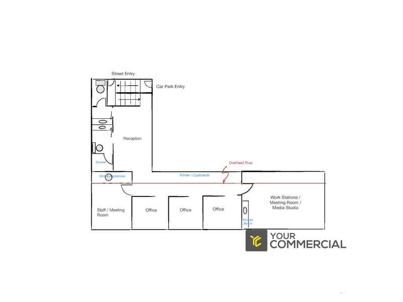 4/3 Florence Street Teneriffe QLD 4005 - Floor Plan 1