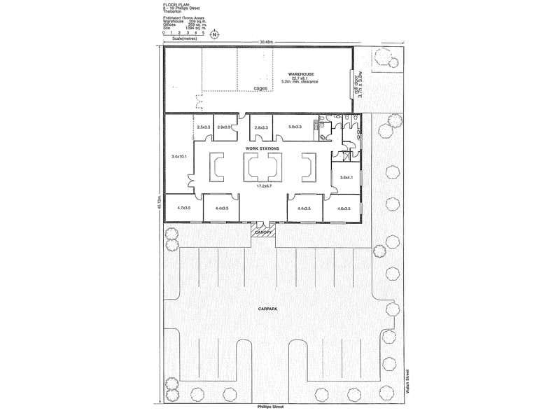 8-10 Phillips Street Thebarton SA 5031 - Floor Plan 1