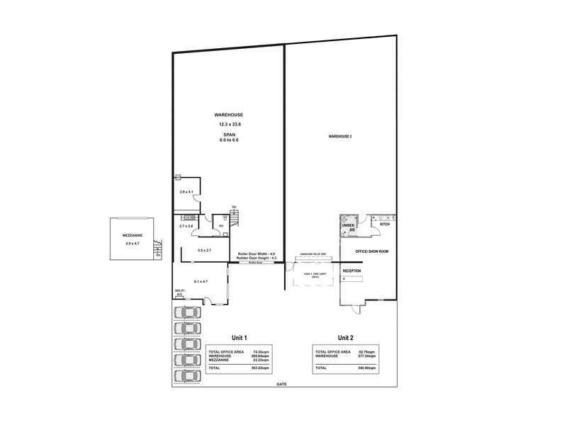 14 Palina Court Smithfield SA 5114 - Floor Plan 1