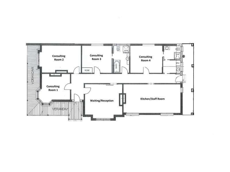 56 Chapel Street Bendigo VIC 3550 - Floor Plan 1