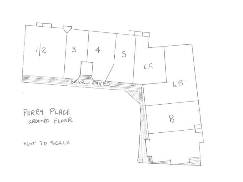 Parry Place Shopping Centre, Shop 5/110 Parry Avenue Bull Creek WA 6149 - Floor Plan 1