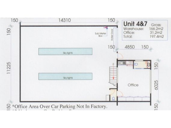 2/10 Ash Road Prestons NSW 2170 - Floor Plan 1