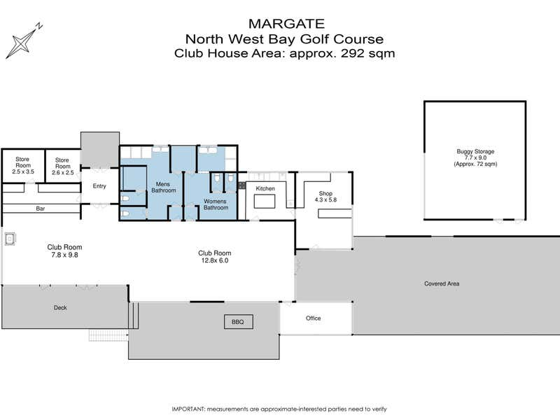 1393 Channel Highway Margate TAS 7054 - Floor Plan 1