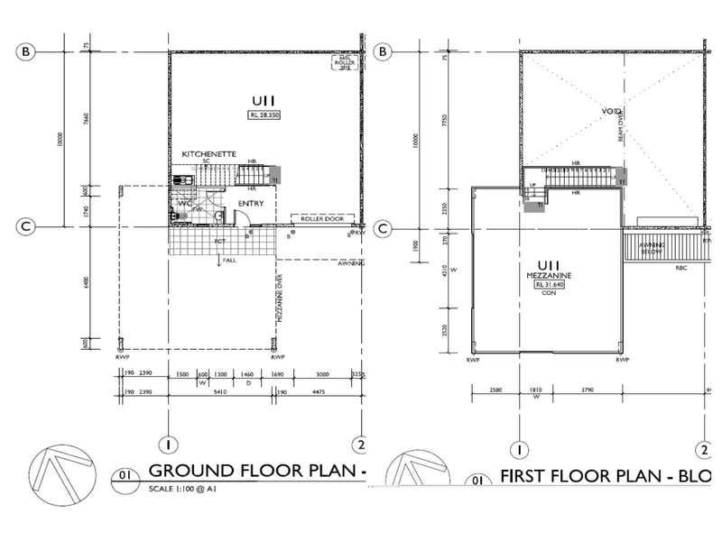 11/10-12 Sylvester Avenue Unanderra NSW 2526 - Floor Plan 1