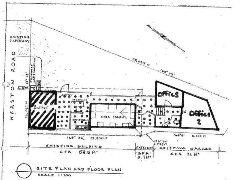 11 Herston Road Kelvin Grove QLD 4059 - Floor Plan 1