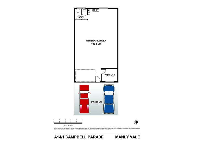 1/A15 Campbell Parade Manly Vale NSW 2093 - Floor Plan 1