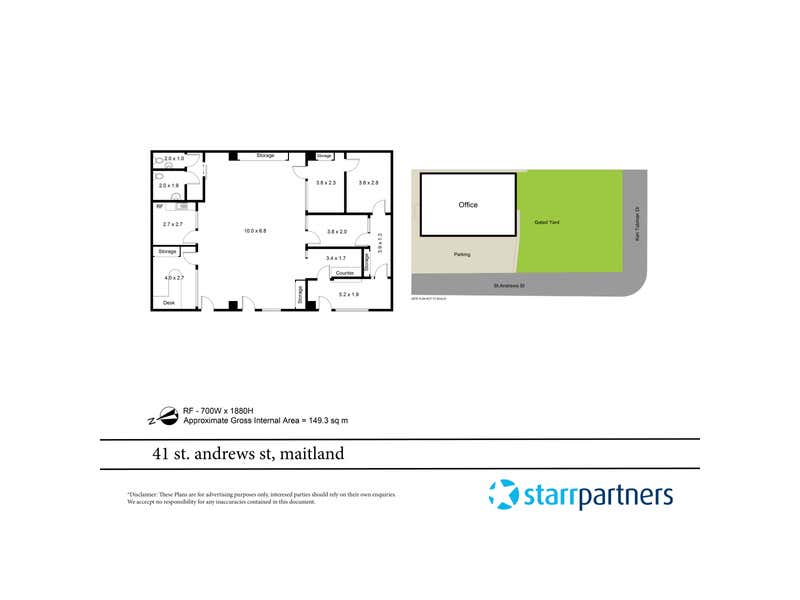 41 St Andrews Street Maitland NSW 2320 - Floor Plan 1