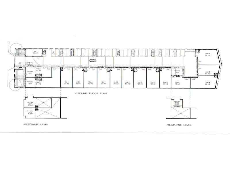Unit 1, 18 Acacia Avenue Port Macquarie NSW 2444 - Floor Plan 1