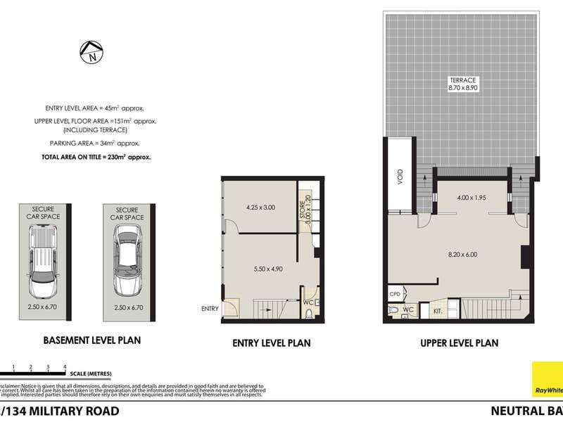 Suite 2, 134 Military Road Neutral Bay NSW 2089 - Floor Plan 1