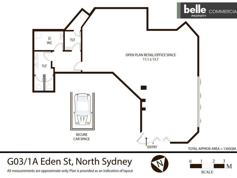 G07, 1A Eden Street North Sydney NSW 2060 - Floor Plan 1