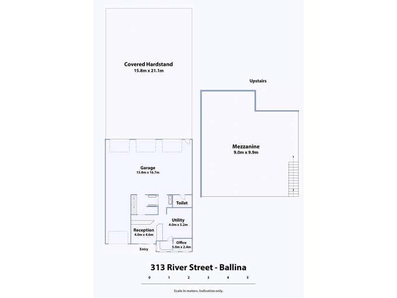313 River Street Ballina NSW 2478 - Floor Plan 1