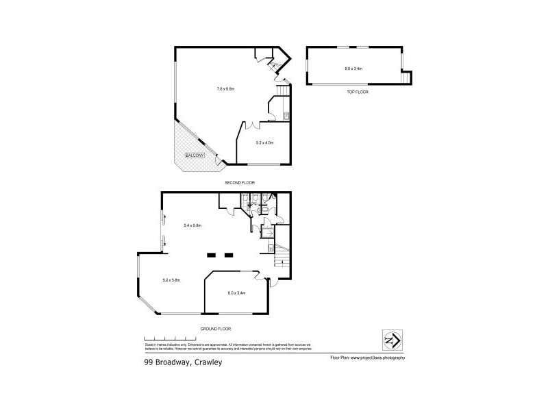 99 Broadway, Nedlands Nedlands WA 6009 - Floor Plan 1